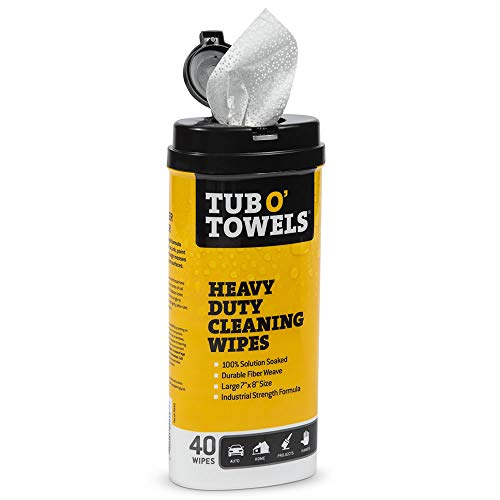 Tub O Towels Heavy Duty 7 Quot X 8 Quot Size Multi Surface
