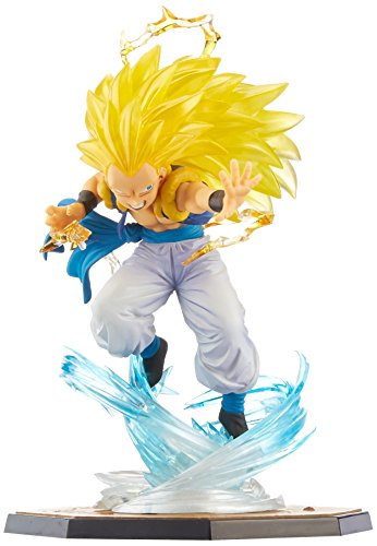 Bandai Tamashii Nations S.H. Figuarts Zero Super Saiyan Gotenks Action Figure