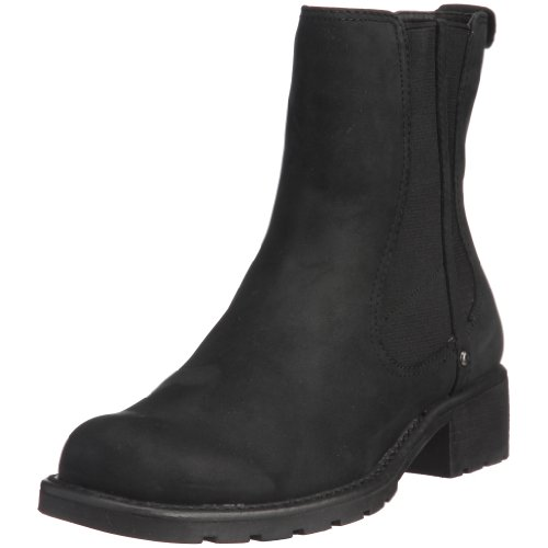 Boot 0 Black 8 Orinoco Clarks Leather E Club Womens S7qHOx0nw5