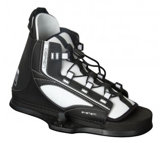 O'Brien System Wakeboard Bindings Mens One Size Fits Most