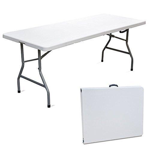 Tavoli Da Mercato Pieghevoli.Tavolo Tavolino Pieghevole Sagra Giardino Fiera Mercato Pic Nic