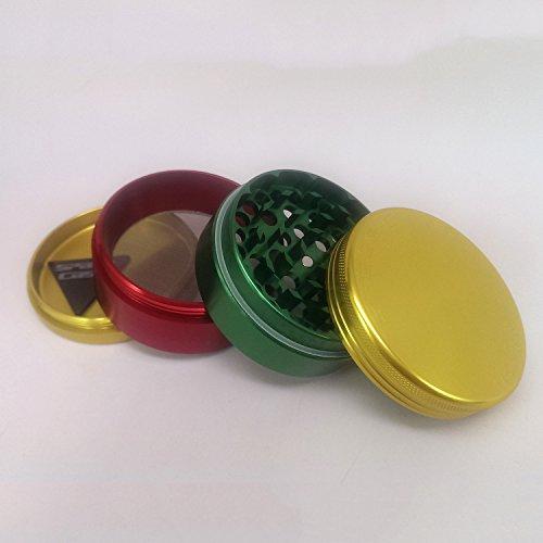 4 piece cali case grinder - 3