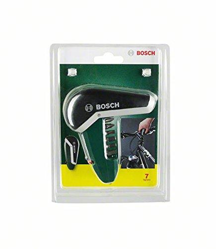 Bosch 2607017180 Tournevis /à cliquet compact avec 6 embouts de vissage