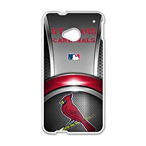 Arizona Cardinals Phone Case for HTC One M7 by lolosakes