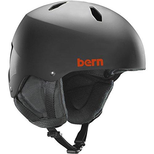 Bern Boys Diablo EPS Helmet (Matte Black / Medium)
