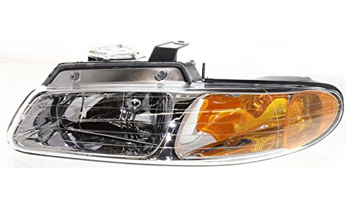 96 Plymouth Grand Voyager Headlight - 5