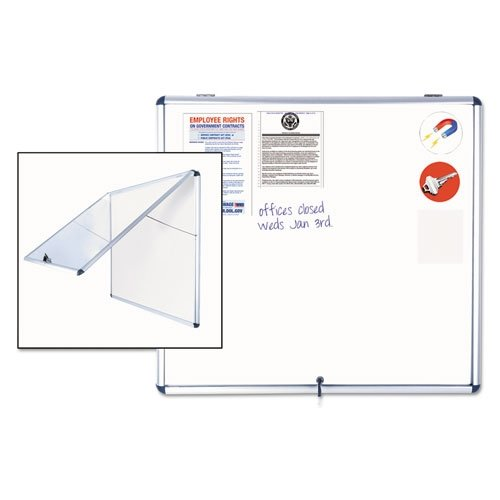 MasterVision Slim Easel Style Dry Erase Board (VT380109150) by MasterVision