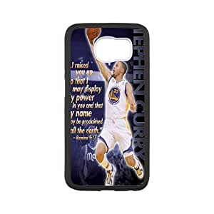 Best player Stephen Curry 30 Hard Plastic phone Case Cove For Samsung Galaxy S6 JWH9157743