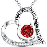 December Birthstone LC Blue Topaz Jewelry Gifts...