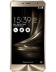 Asus Zenfone 3 Deluxe (Zs550Kl) Smartphone (5,5 inch (14 cm) Full-HD Touchscreen, 64GB Geheugen, Dual-Sim, Android 6.0) Zilver