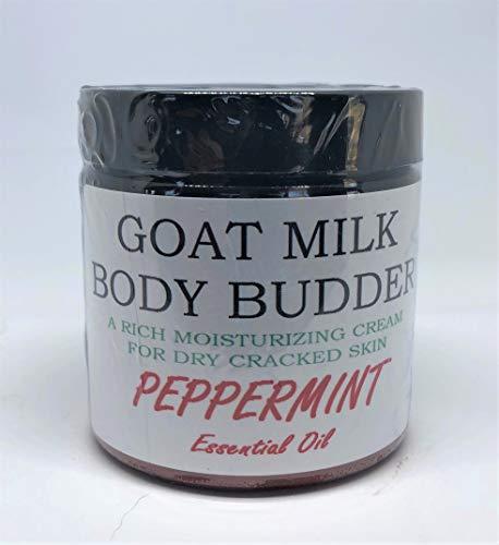 (Bates Family Farm Goat Milk Body B'udder (Peppermint Essential Oil))