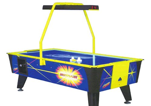 Valley-Dynamo Hot Flash 2 8 Foot Air Hockey Table by Valley-Dynamo
