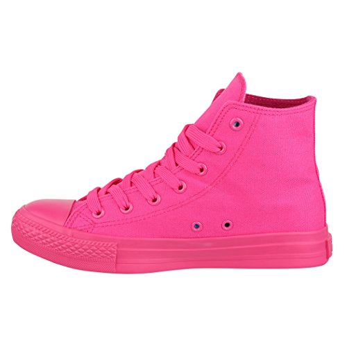 Unisex Sneaker Donna nbsp;47 36 All Sport Tessile Sneakers Fushia Per Top Elara nbsp;– High Scarpe Uomo Scarpe d5fFwyBq