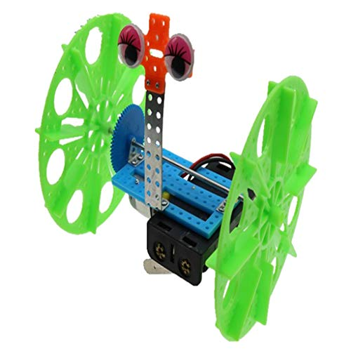 SM SunniMix Modelo Balanceado Automóvil Robot Desarrollo Educativo Inteligencia Infantil Plástico
