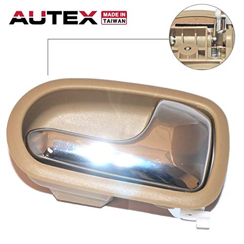 02 mazda protege door handle - 2