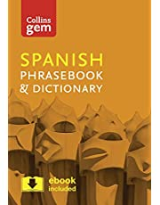 Collins Spanish Phrasebook and Dictionary Gem Edition: Essential phrases and words in a mini, travel-sized format