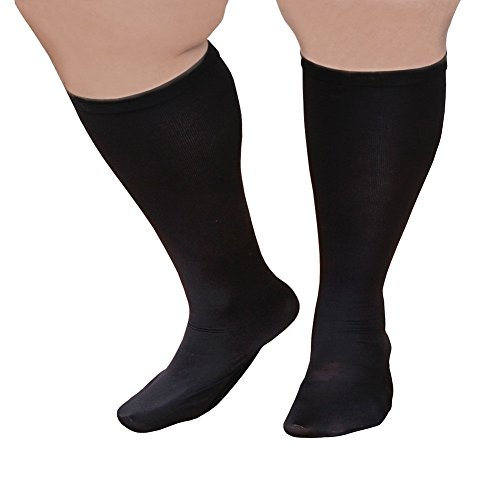 Womens Extra Moderate Compression Socks