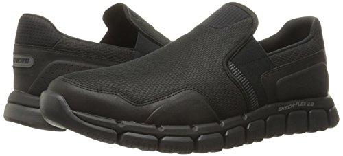 2 Schuhgröße Skech 0 Skechers WENTLAND Herren 47 5 Flex Slipper Schwarz EUR 88IEU