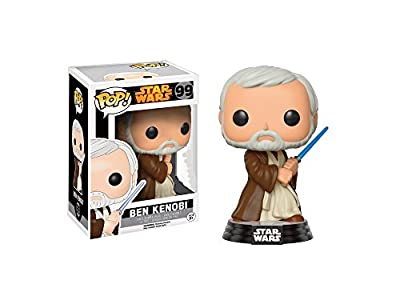 "Funko POP! Star Wars Ben ""Obi-Wan"" Kenobi Smugglers Bounty Exclusive #99 Vinyl"
