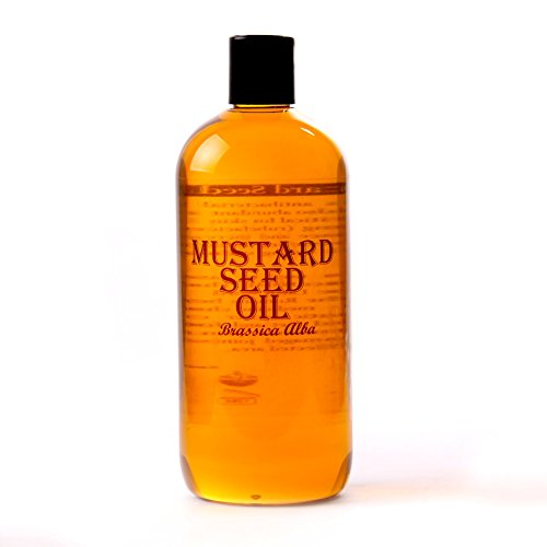 - Mystic Moments | Mustard Seed Carrier Oil - 500ml - 100% Pure
