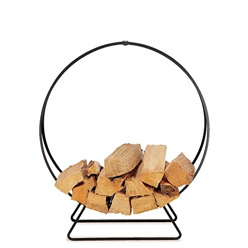 Log Hoop Diameter - Pilgrim Home and Hearth 18522 Log Hoop, 36