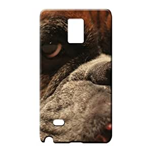 samsung note 4 First-class Skin High Grade mobile phone skins animals dogs boxer dog