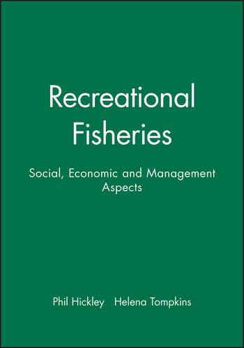 Recreational Fisheries: Social, Economic and Management Aspects (Fishing News Books)