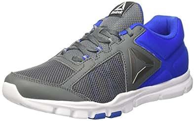 Reebok Yourflex Train 9.0 MT Training Shoes for Men Blue & Grey Size 40.5 EU