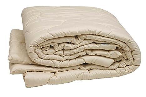 Sleep & Beyond 35-Inch by 53-Inch Organic Merino Wool Comforter, Crib, Ivory OCCI