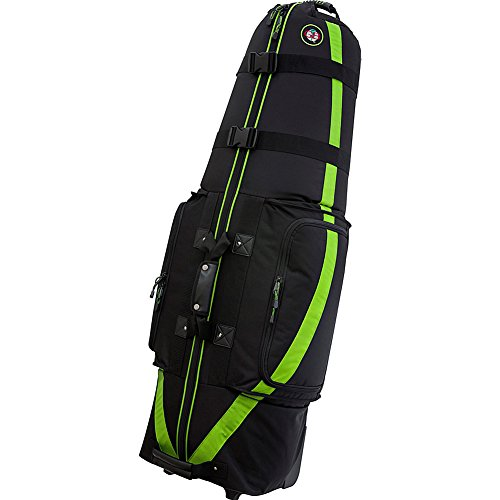 (Golf Travel Bags GTB 2018 Medallion 6.0 Travel Covers Black/Green)