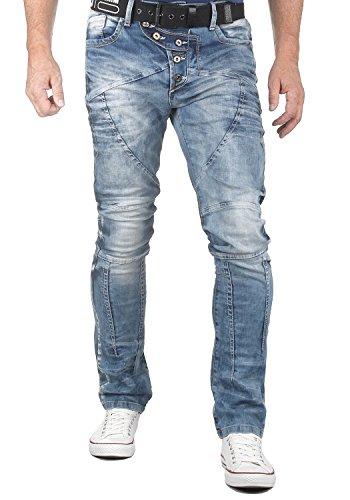 Cipo & Baxx Herren Jeans Hose Denim CD346