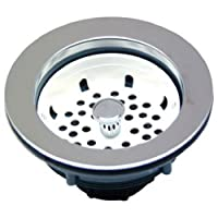Master Plumber 495-770 MP Sink Strainer, 3-1/2-Inch