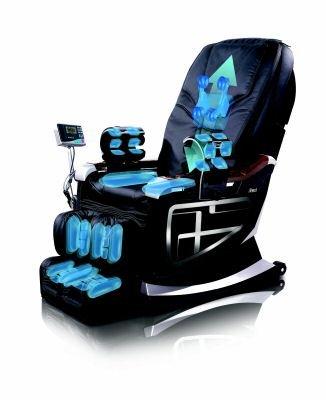 2016 BHealth Premium Massage Chair W/body Scan, BUILT IN HEAT(TOP OF