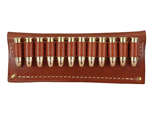 Hunter 0538 12 Loop Belt Slide - .38 Cal, - Cartridge Belt Hunter