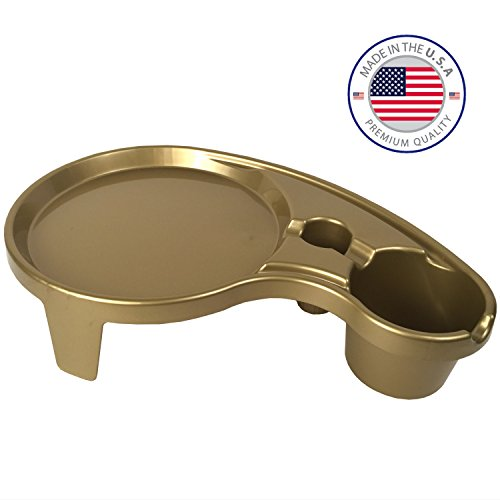 breakfast tray gold - 9