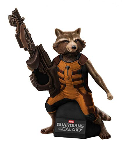 Monogram Marvel's Guardians of The Galaxy: Rocket Raccoon Figural Bank