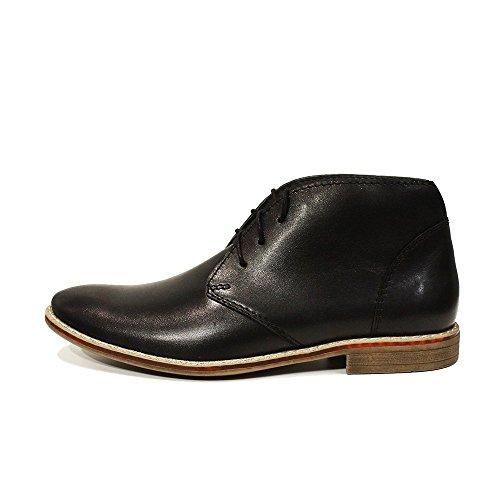 Modello Damaso - main en cuir italien Colorful Chaussures uniques Hommes