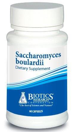 Saccharomyces Boulardii - 60 Capsules - Biotics