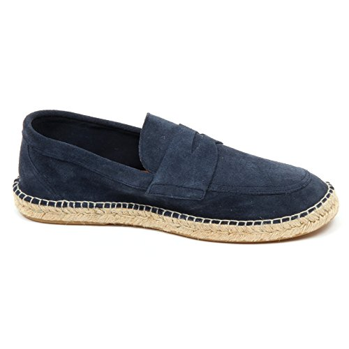 ABARCA D2600 mocassino uomo blu espadrillas shoe loafer man Blu