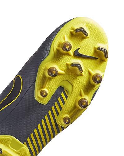 Grey De Vapor black Gs Unisex 12 070 Zapatillas Gris Fútbol dark Mg Academy Nike dark Niños Grey x7wYR1qRp