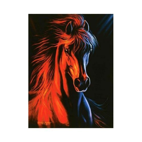 Sunsout Fire and Ice 1000 Piece Jigsaw Puzzle by SunsOut
