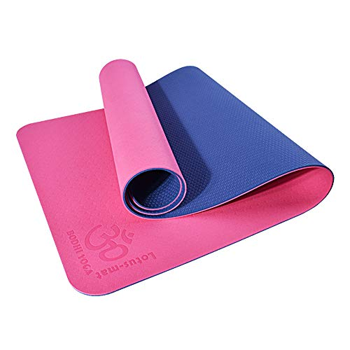 Jia He Estera de Yoga Yoga Mat - Hombres y Mujeres Slip ...