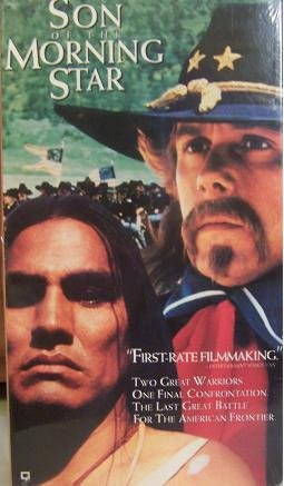 Son of the Morning Star -  VHS Tape, Rated PG-13, Mike Robe