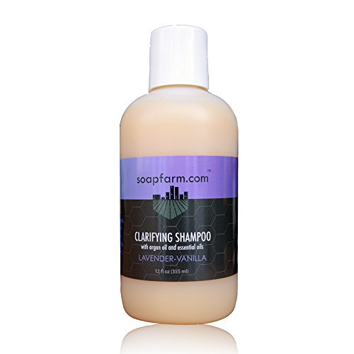 The Clarifying Shampoo Sulfate and Paraben Free with Lave...