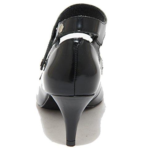 Nero Campbell Women Clarion Decollete Shoes Donna Scarpe Nero Jeffrey 8803N HOqRnZCH