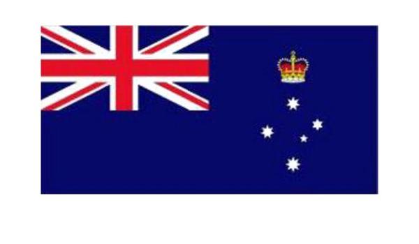4 Australia Drapeau 3X5 3 x 6 FTFT Nouveau South Wales Queensland Tasmanie Victoria Western