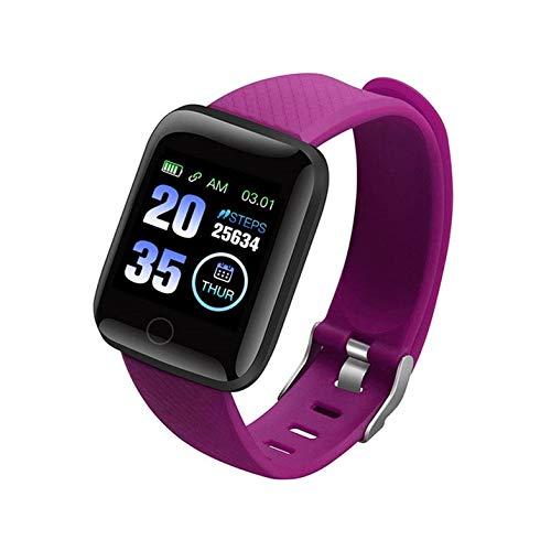 HJH 2019 Bluetooth Inteligente Reloj de los Hombres presión ...