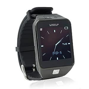 WISEUP GT08 Bluetooth Reloj Inteligente Smartwatch con la Pantalla ...