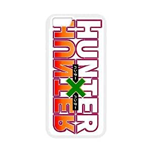 Durable Rubber Cases iPhone 6 Plus 5.5 Inch Cell Phone Case White Onrvc HUNTER¡ÁHUNTER Protection Cover