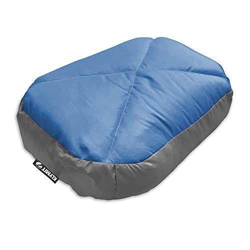 Klymit Top Down Pillow , Gray/Blue